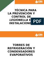 Guía Técnica Torres de refrigeración.ppt