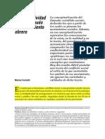 La Conflictividad Social Despues Del Movimiento Obrero Farinetti