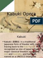 Kabuki Opera