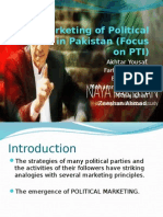 Marketing of Political Parties in Pakistan (2).pptx