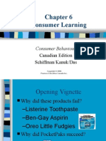 schiff_cb_ce_06 Consumer Learning and its dimensions