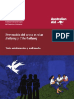 Prevención del acoso escolar