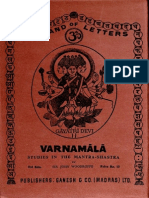 The Garland of Letters - Varnamala Studies in the Mantra Shastra. 1955 -Sir John Woodroffe_Part1