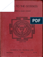 Hymns to the Goddess 1952. Ganesh & Co - Arthur and Ellen Avalon_Part1