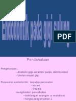 Kompleks Pulpa Dentin