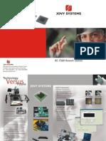 JovySystems RE7500 Brochure