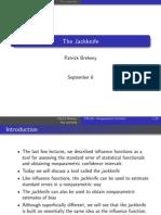 The Jackknife