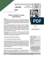 Journal Des Droits de l'Enfant 3[1]