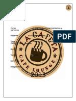 La Cafeta (Proyecto) Parcial