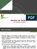 1. Modelo de Dados