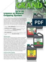 converting to organic cropping g2789