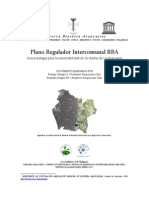 Plano Regulador Intercomunal RBA. Sustentabilidad de los Andes de La Araucanía