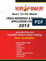2013 LF Xref for Approval