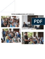 Fotos Asamblea Inti Cacacas