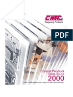 Crystal Oscillators Catalogue