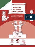 MANUAL COMPLEMENTARIO DE LECTURA PARA CONSEJEROS Y CONSEJERAS DE CODENI - PARAGUAY - PORTALGUARANI