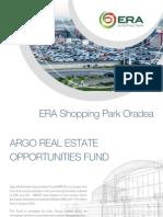 Prezentare Era Park Oradea