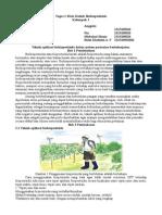 Teknik aplikasi biobiopestisida dalam system pertanian berkelanjutan