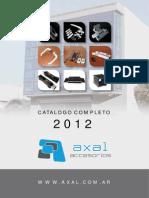 Catalogo Axal Linea Aluar