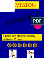 Division by 2