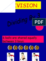 Division by 3