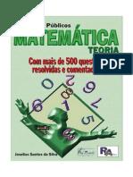 Livro de Matematica Para Concurso