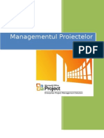 Managementul Proiectelor IT