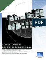 Catalogo de  Contatores y Reles