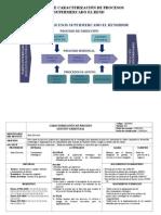Manual de Caracterización de Procesos
