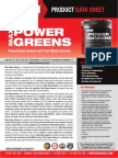 Max Power Greens