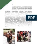 Etnicidad en Guatemala