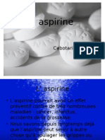 L' Aspirine