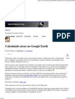 Calculando Áreas No Google Earth