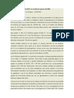 De La Reforma Agraria de 1953 a La Revolucion Agraria Del 2006