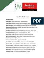 2015 Salud Listado Panelistas Confirmados