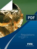 2014 FIFA World Cup regulations