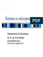 Curs microprocesoare