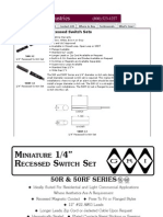 GRI 50R-12-B Data Sheet