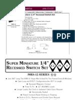 GRI 50RS-12-B Data Sheet