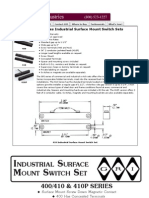 GRI 400-B Data Sheet