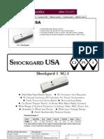 GRI SG-1 Data Sheet