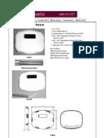 GRI T8800 Data Sheet