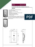 GRI 289CP-1 Data Sheet