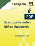 Suicidio Ninos Adolescentes