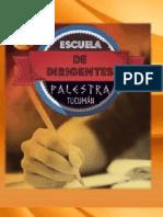Palestra Tucuman Escuela Dirigentes 2015 Mod 1