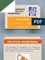 Instrumentos de La Politica Monetaria (1)