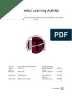 ELA Report