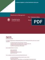 Presentazione Alioto Seminario Innovazione Bancaria 12 Aprile 2014