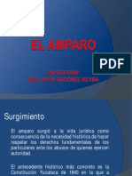 El Amparo Ay Lin Ordonez