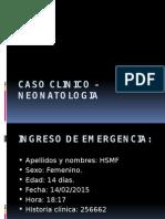 Caso Clinico - Emergencia